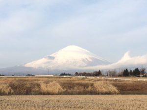 富士山170218