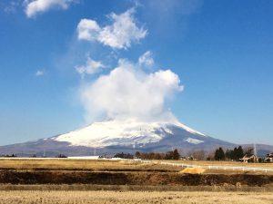 富士山170310