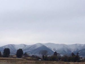 近隣の山々170315
