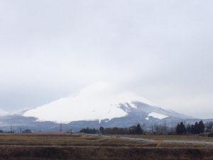 富士山170315