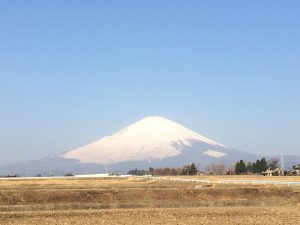 富士山170320