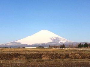 富士山170328