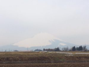 富士山170331