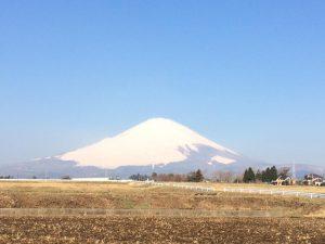 富士山170330