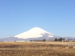 富士山170318