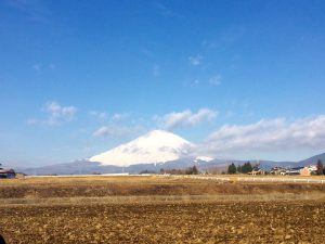 富士山170317