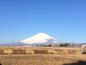 富士山170303