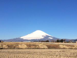 富士山170308