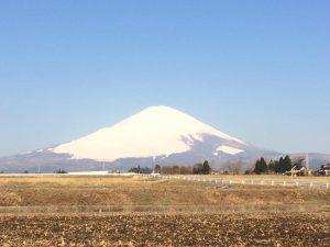 富士山170404