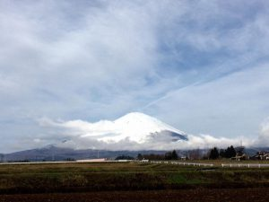 富士山170412