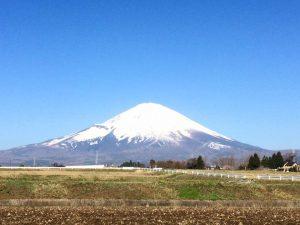 富士山170414
