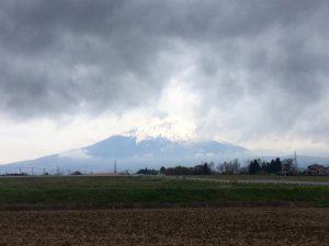 富士山170426