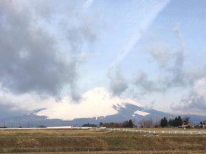 富士山170406