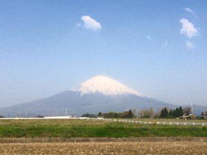 富士山170501