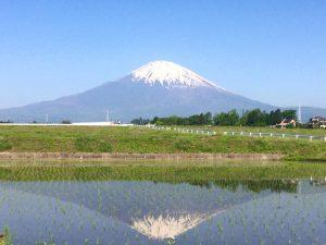 富士山170520
