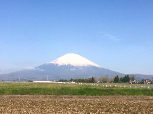 富士山170502