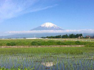 富士山170529