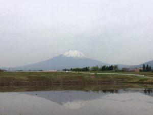 富士山170509
