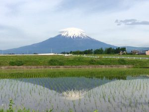 富士山170524
