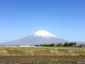 富士山170508