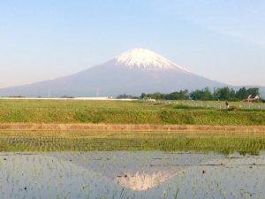 富士山170521