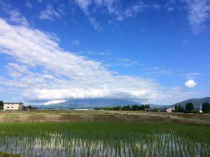 富士山170605