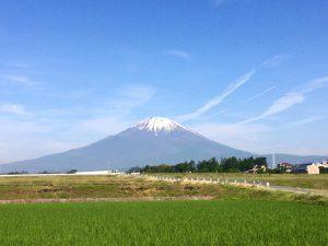 富士山170620