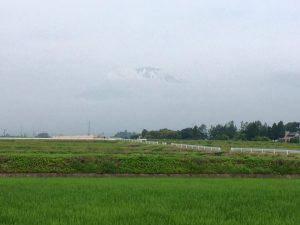 富士山170629