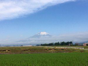 富士山170615
