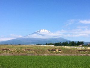 富士山170617