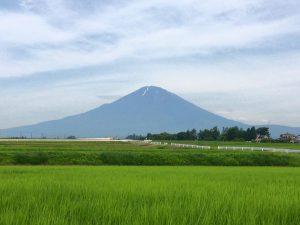 富士山170718