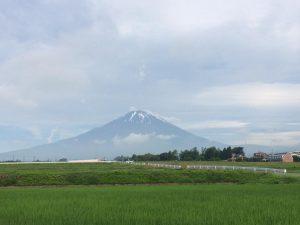富士山170703