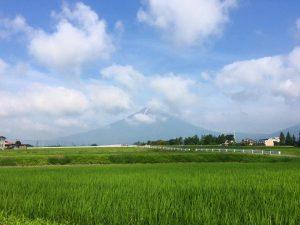 富士山170710