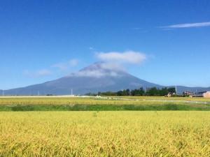 富士山170831