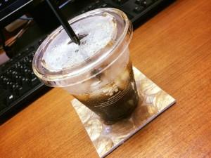 アイスコーヒー170818