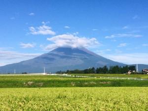 富士山170823