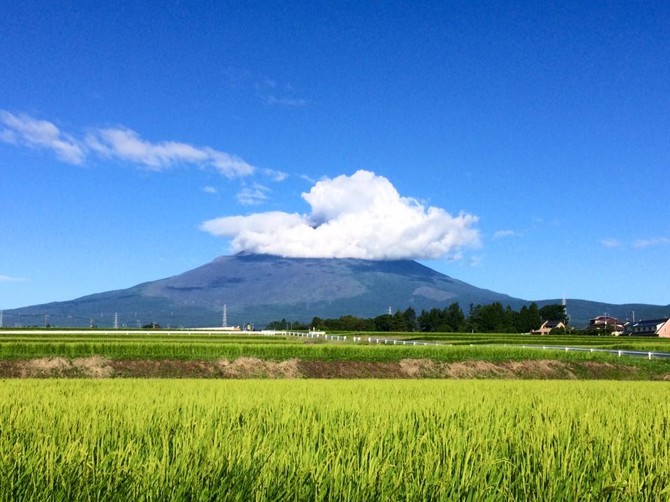 富士山170809