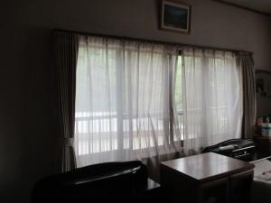 2階寝室-前