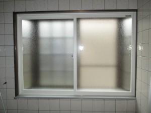 【浴室】-施工後