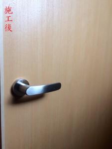 ドア交換-後2