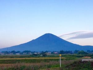 富士山170921