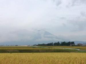 富士山170914
