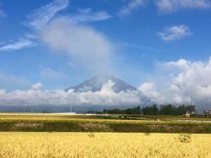 富士山170913