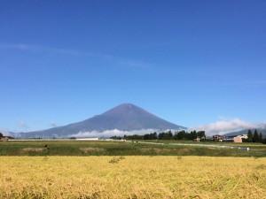 富士山170918