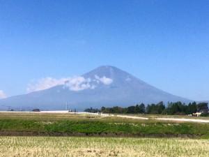 富士山171010