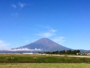富士山171018