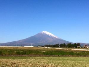 富士山171027