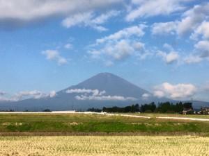 富士山171009