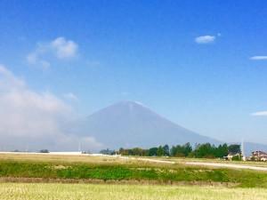 富士山171012