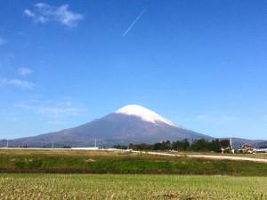 富士山171026